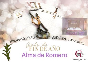 SUITE BUDISTA CON CENA EXCLUSIVA