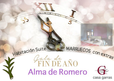 SUITE MARRUECOS CON CENA EXCLUSIVA